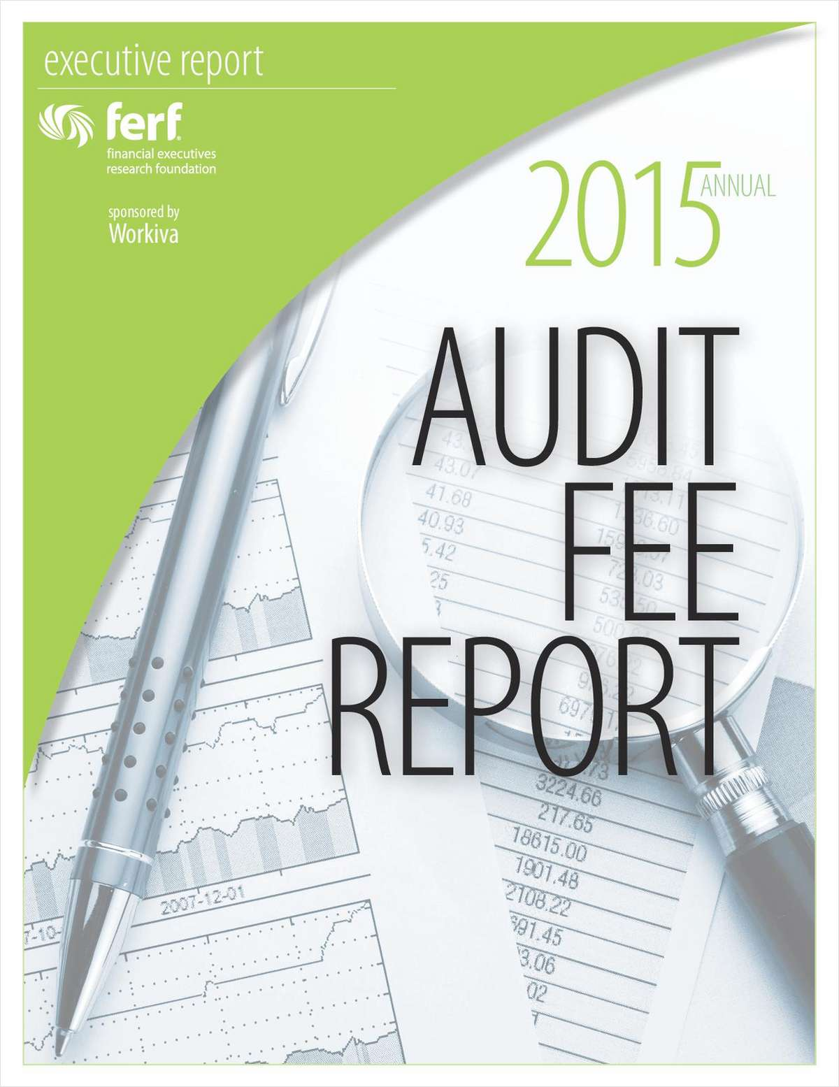 2015 Audit Fee Report from Financial Executives Research Foundation (FERF)
