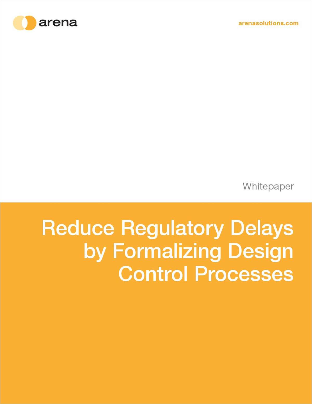 How to Reduce Regulatory Delays by Formalizing Design Control Processes