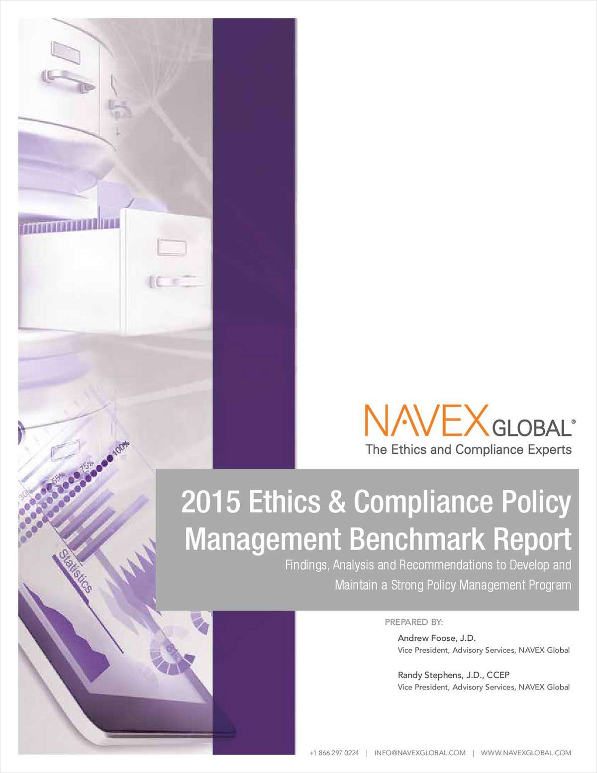 2015 Ethics & Compliance Policy Management Benchmark Report
