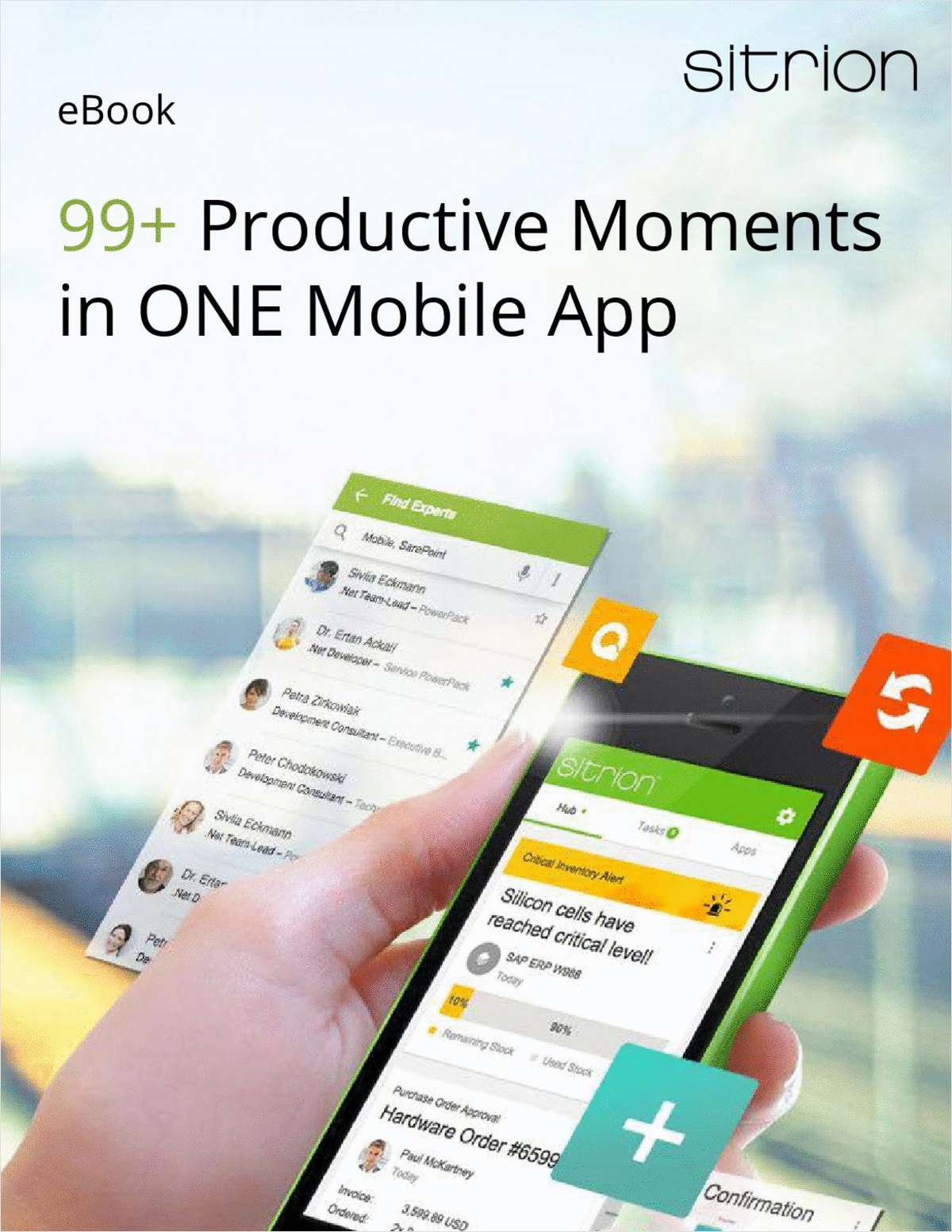 99+ Productive Moments in ONE Mobile App