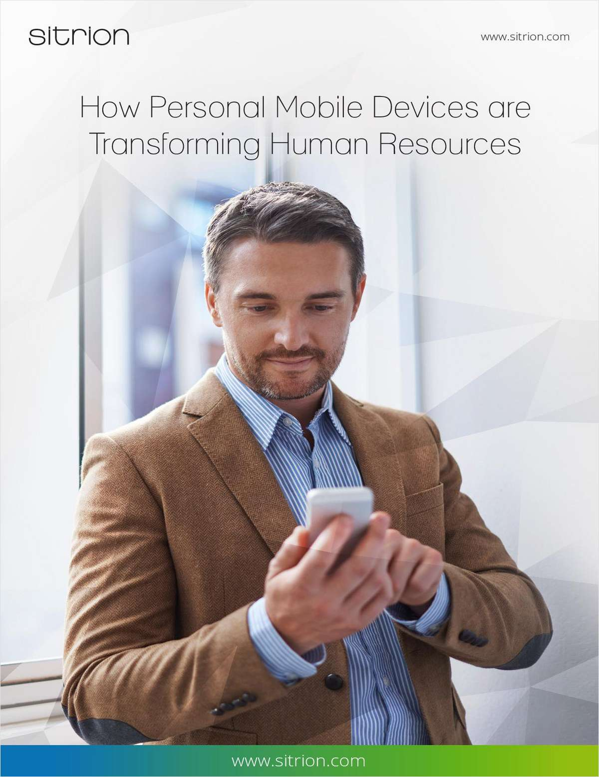 How Personal Mobile Devices are Transforming Human Resources