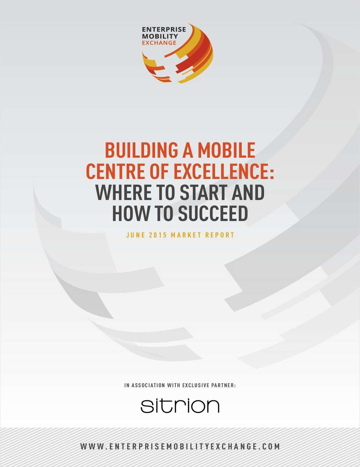 How to Build a Mobile Center of Excellence