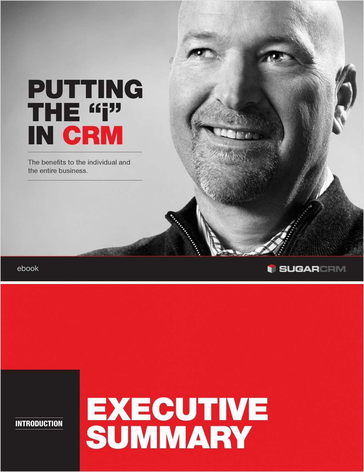 Delivering the True Potential of CRM Through the Individual