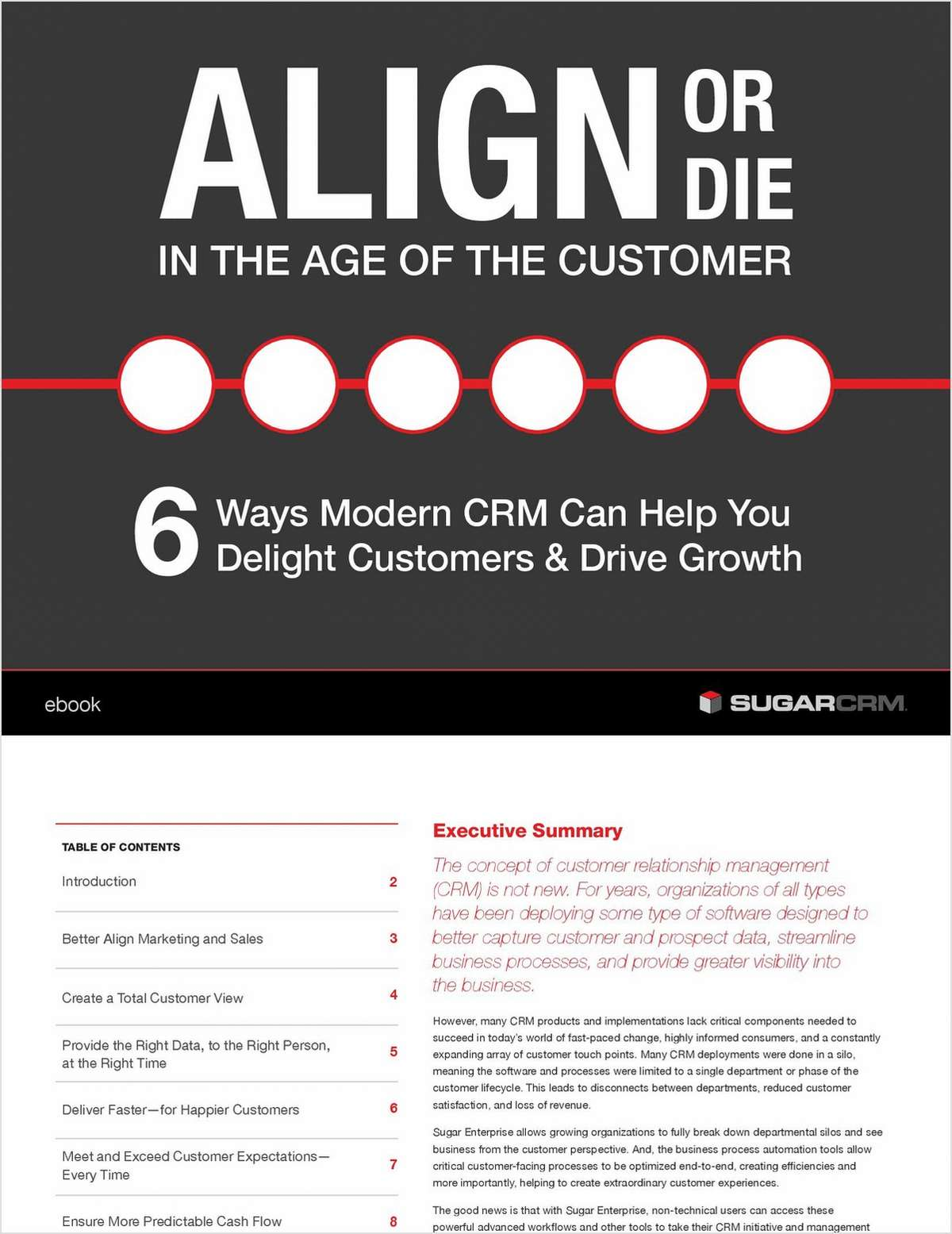 Align or Die in the Age of the Customer