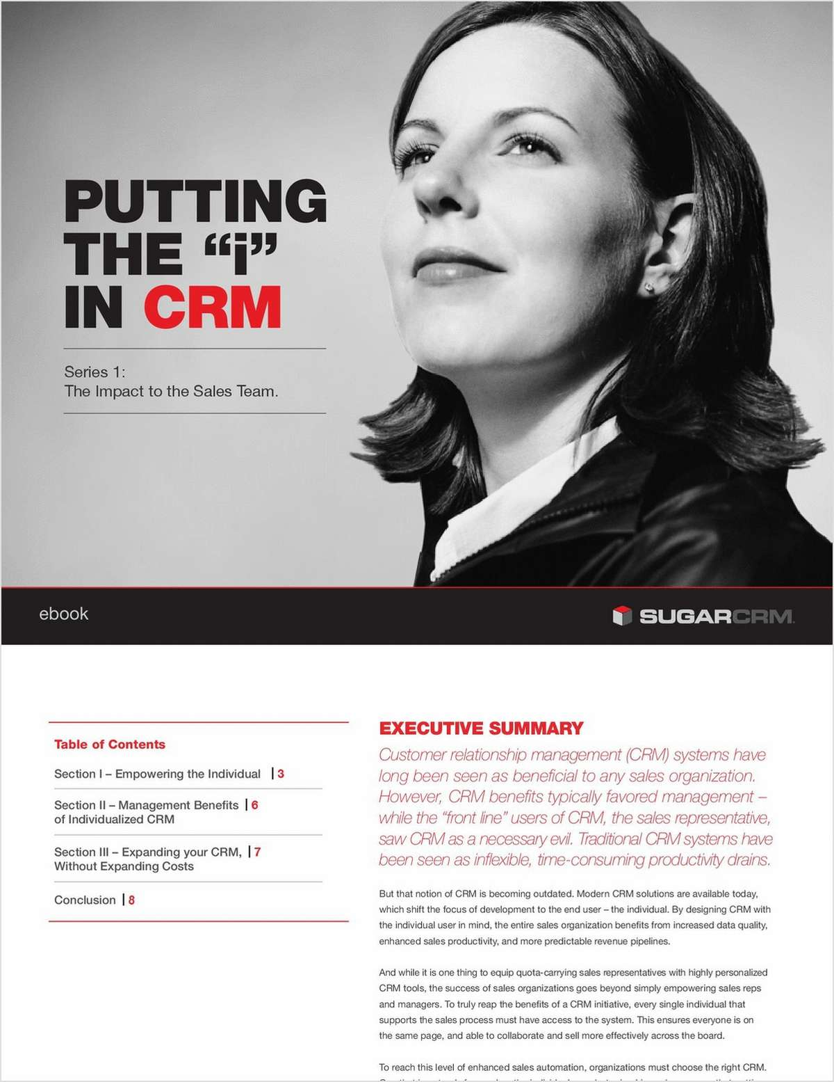 No Longer a Necessary Evil: How Modern CRM Empowers Sales