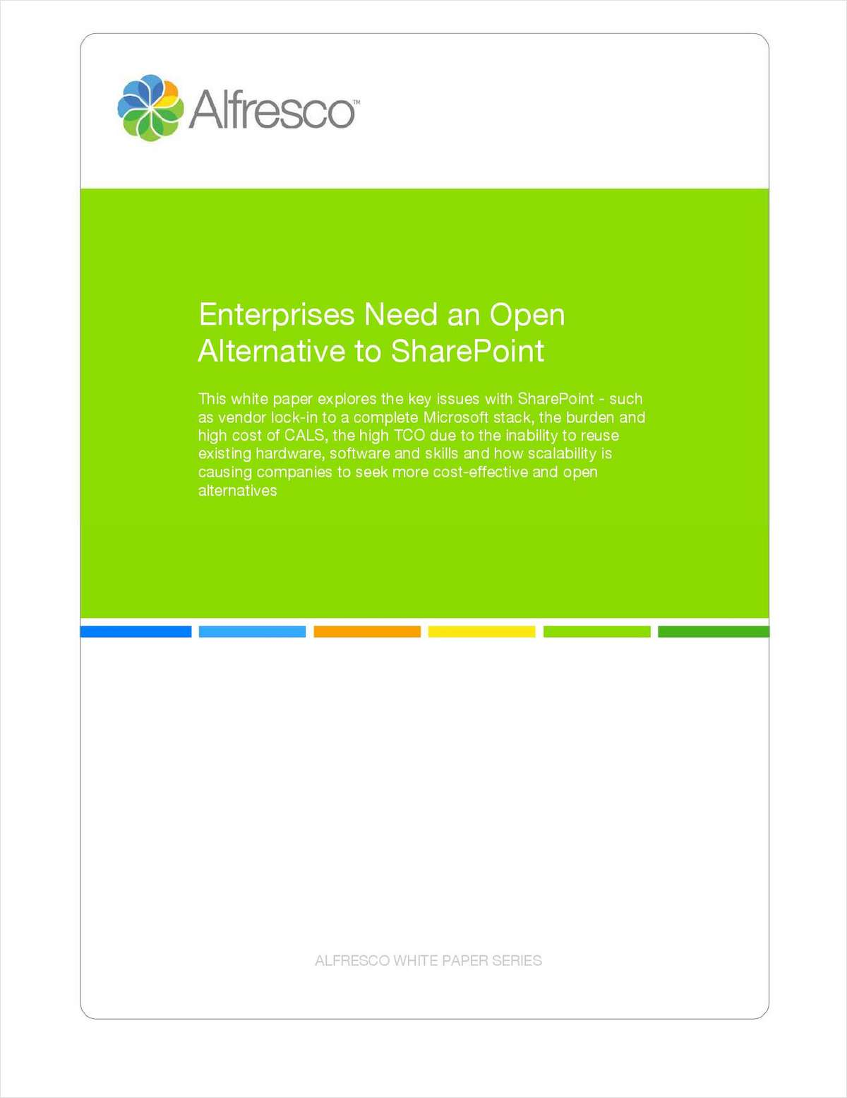 Why Enterprises Need an Open Alternative to SharePoint