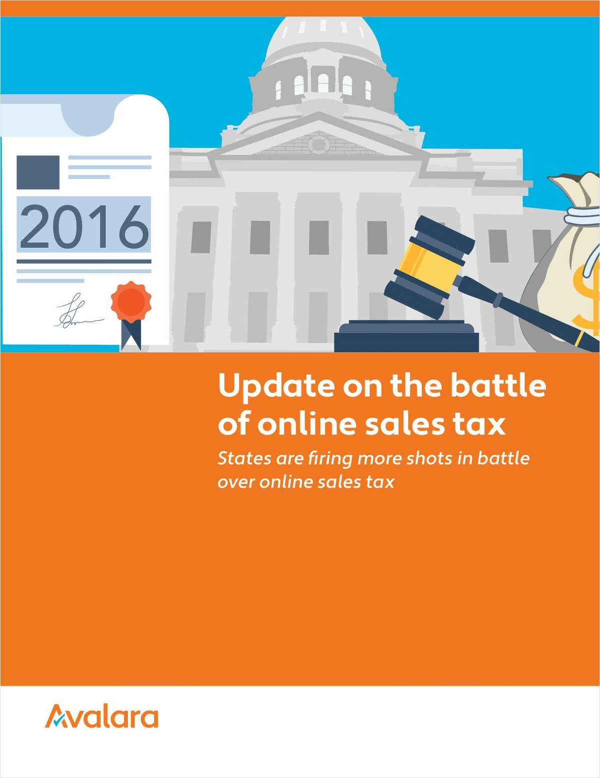 Update on the Battle of Online Sales Tax for Small Businesses