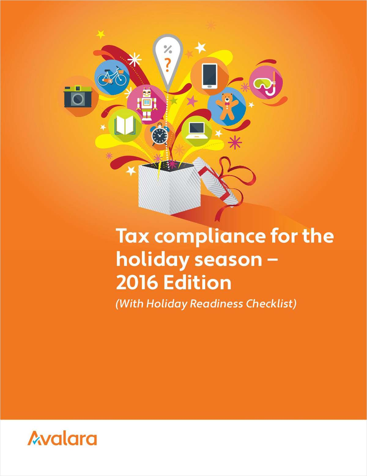 Tax compliance for the holiday season - 2016 Edition (With Holiday Readiness Checklist)