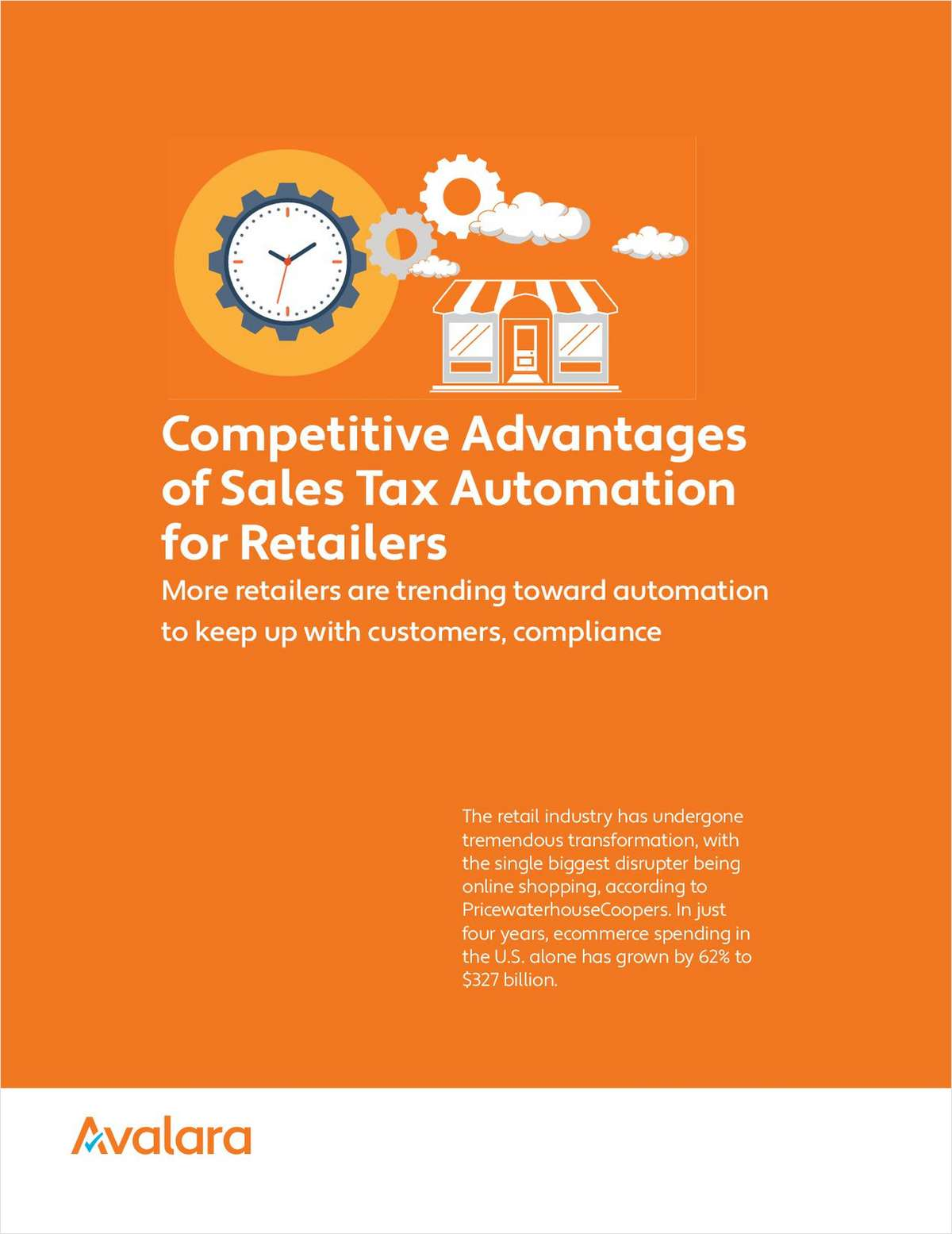 Competitive Advantages of Sales Tax Automation for Retailers