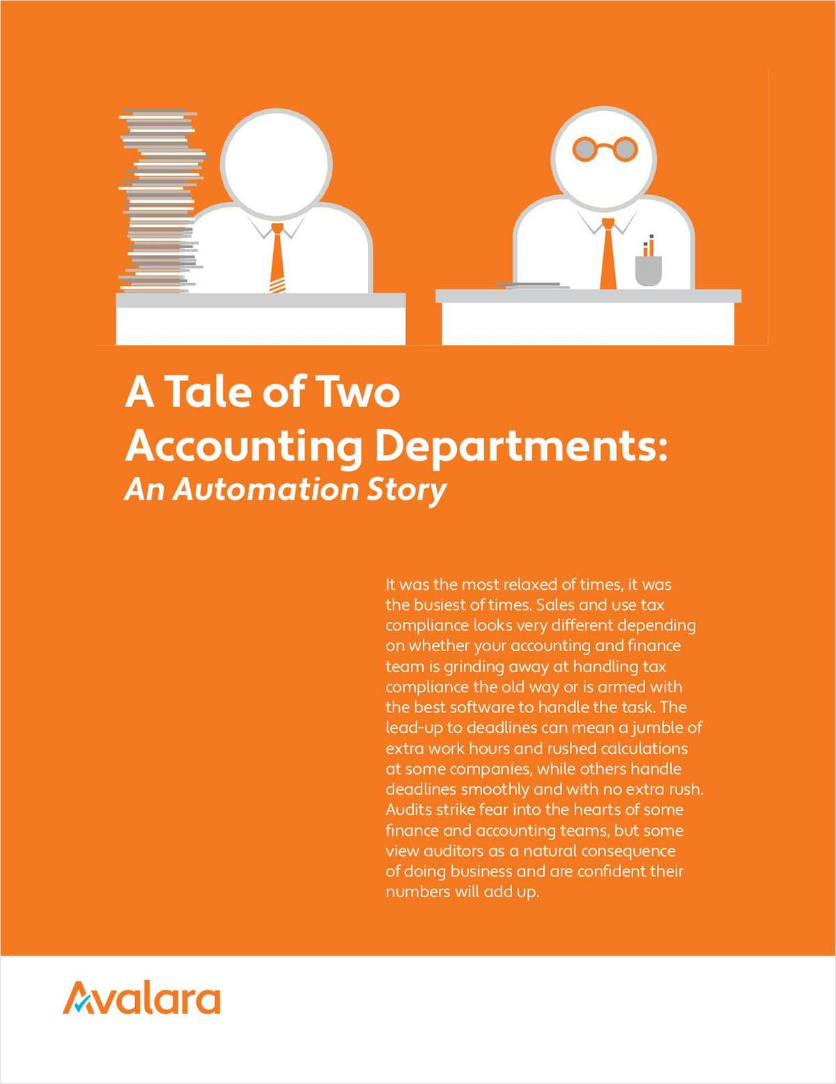 A Tale of Two Accounting Departments: An Automation Story