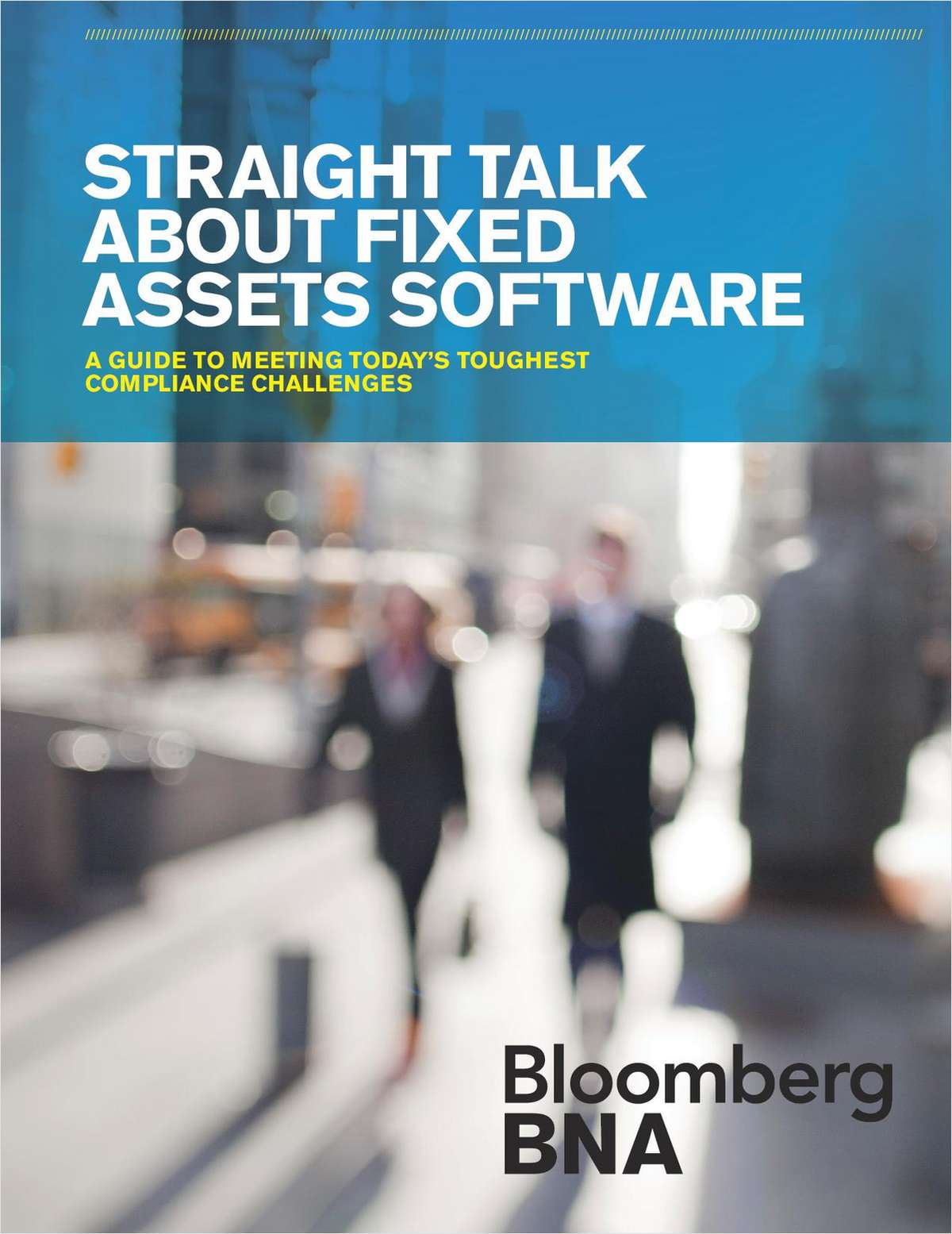 Fixed Assets Software Straight Talk
