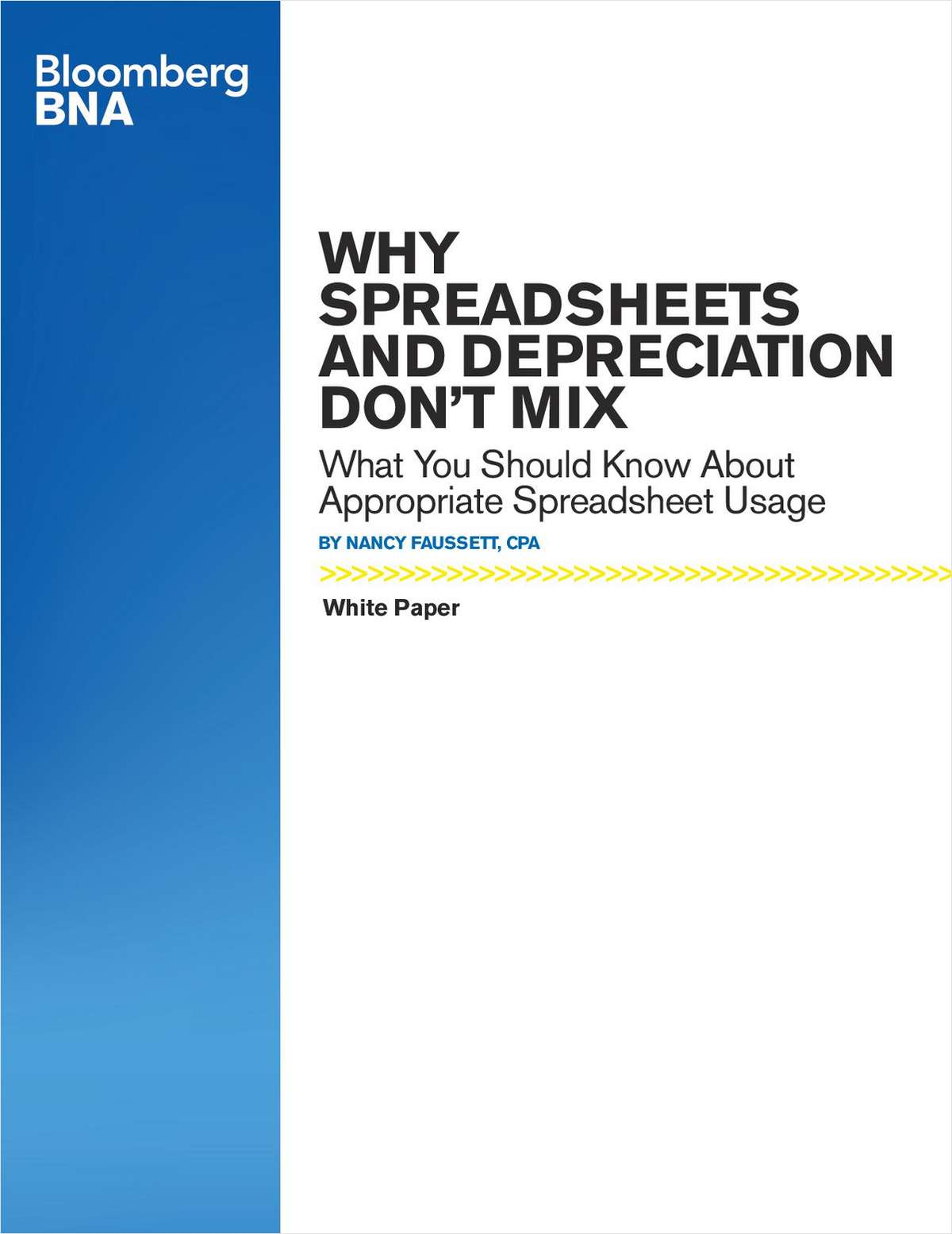 Why Spreadsheets and Deprecation Don't Mix