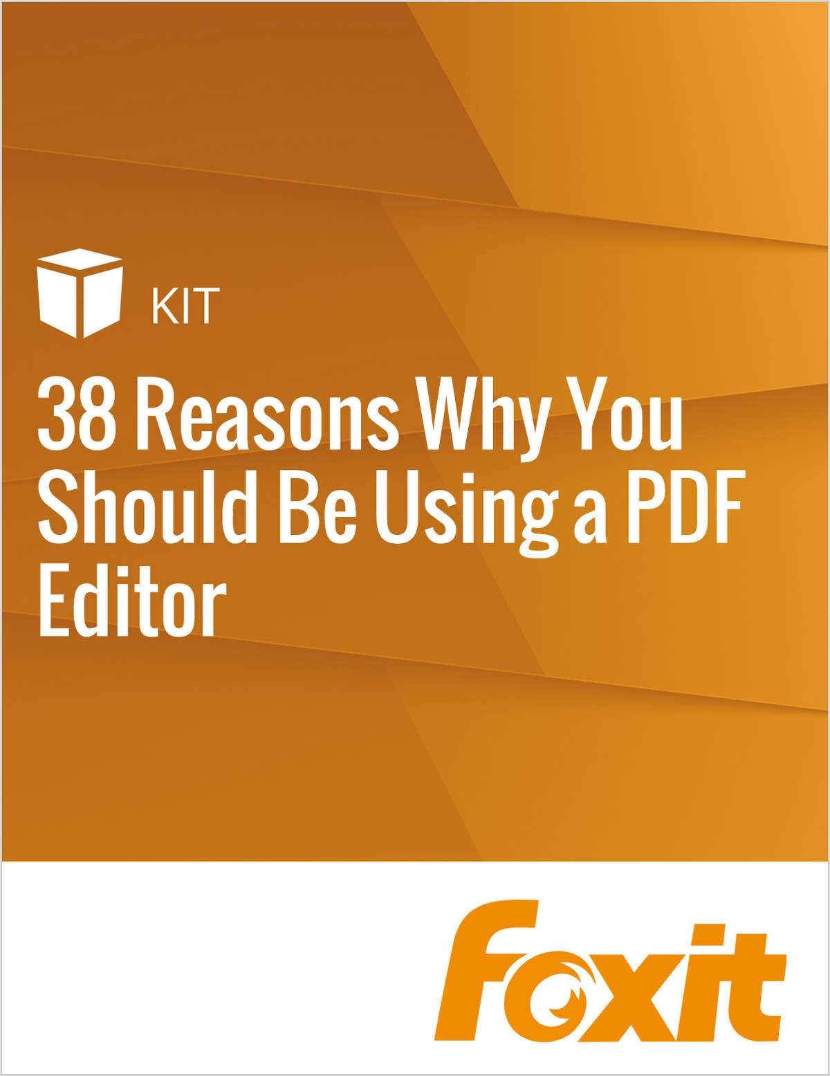 38 Reasons Why You Should Be Using a PDF Editor
