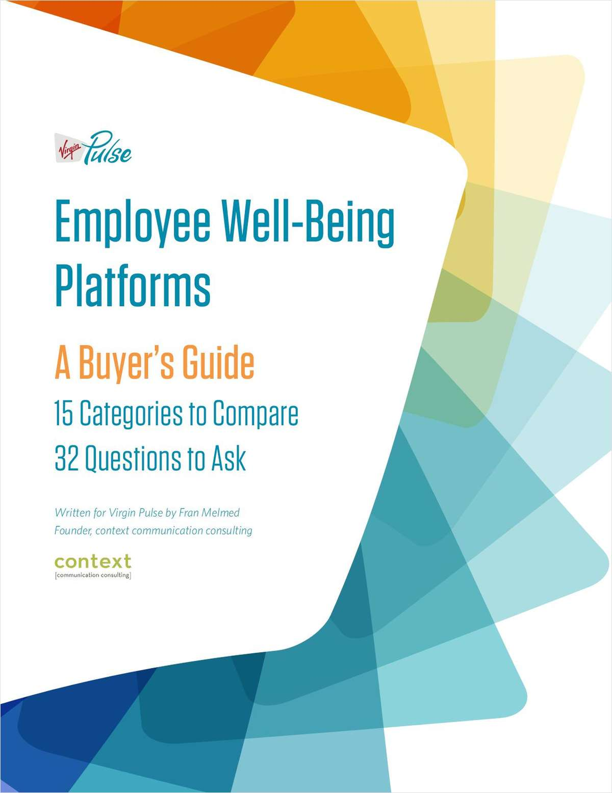 Employee Well-Being Platforms