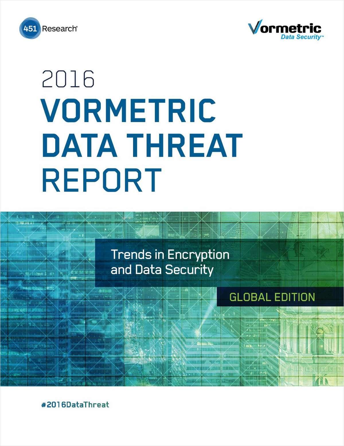 2016 Data Threat Report