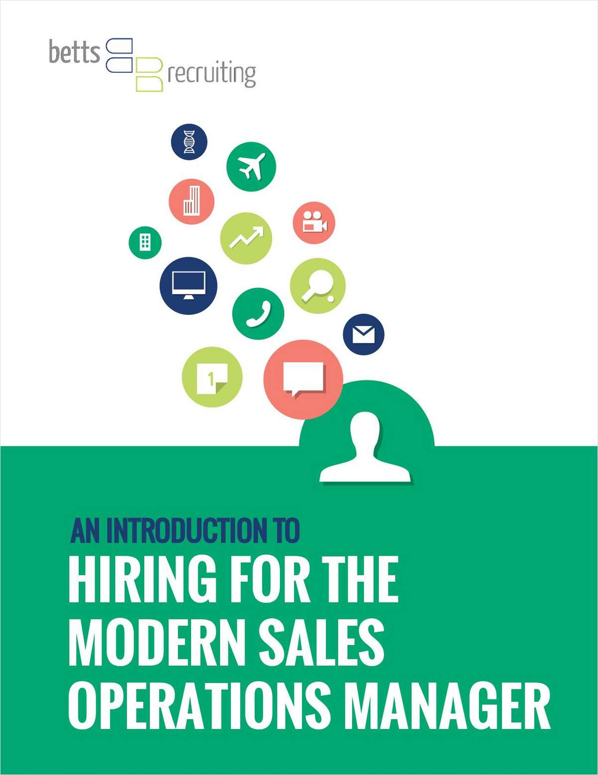 An Introduction to Hiring For the Modern Sales Operations Manager