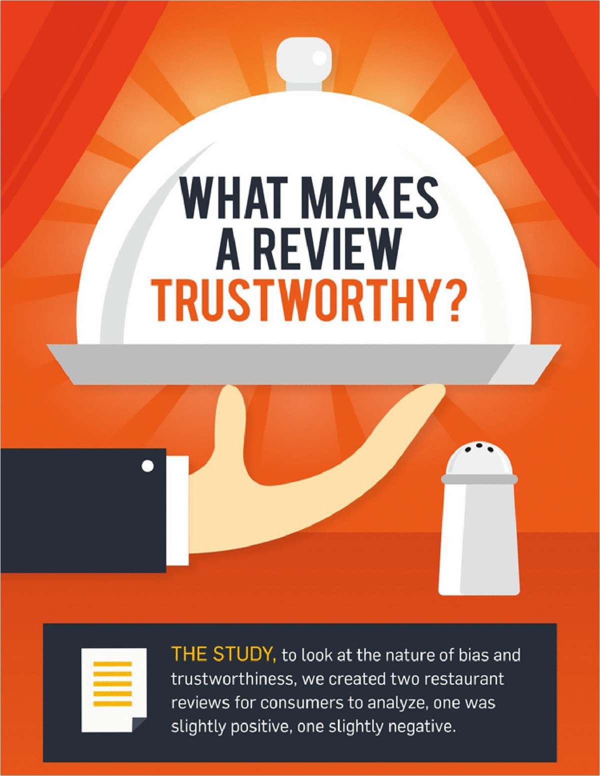 What Makes A Review Trustworthy?