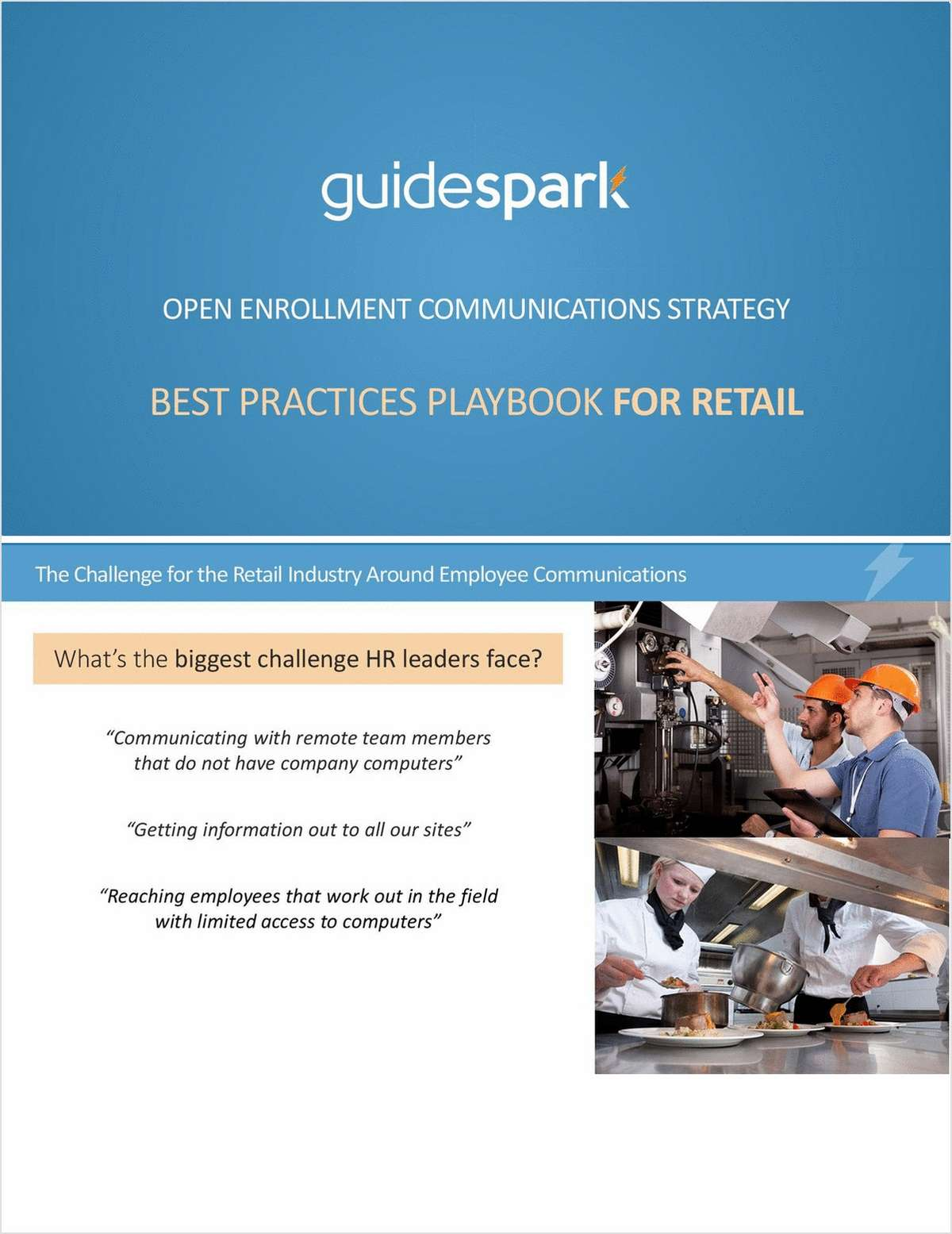Retail Best Practices Playbook for Open Enrollment Communication