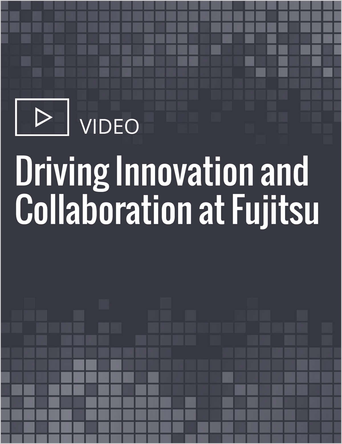 Driving Innovation and Collaboration at Fujitsu