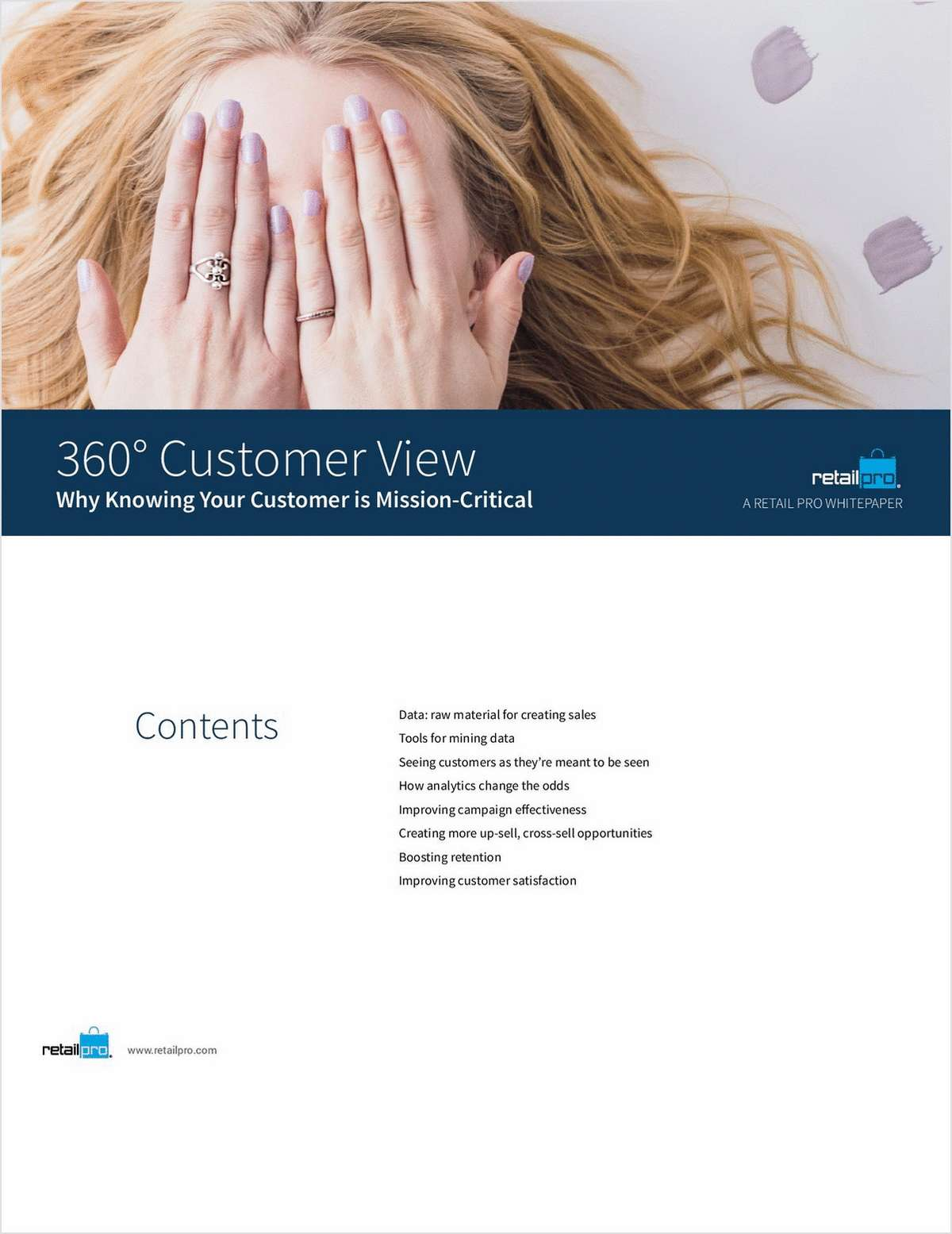 360° Customer View: Why Knowing Your Customer is Mission-Critical