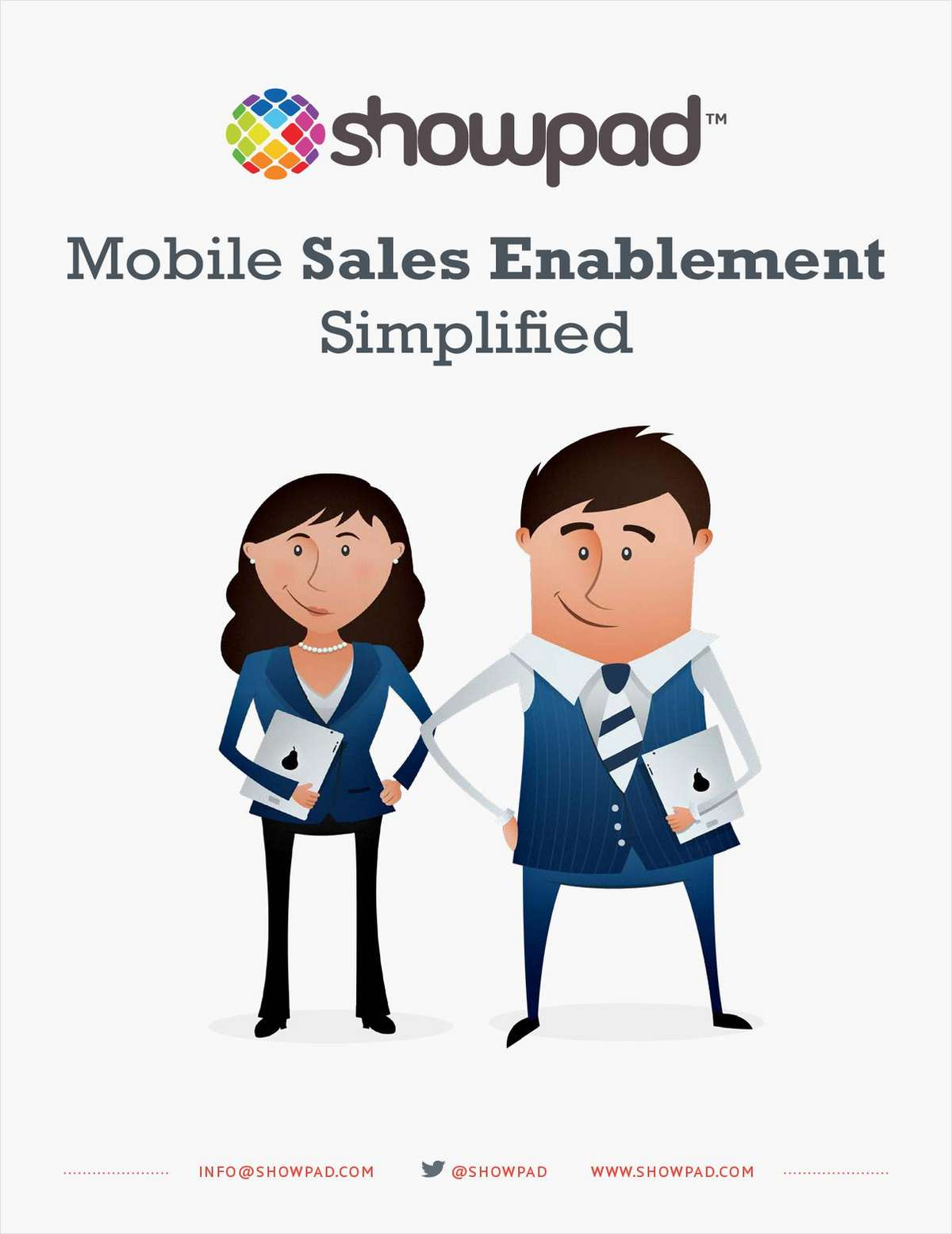 Mobile Sales Enablement Simplified