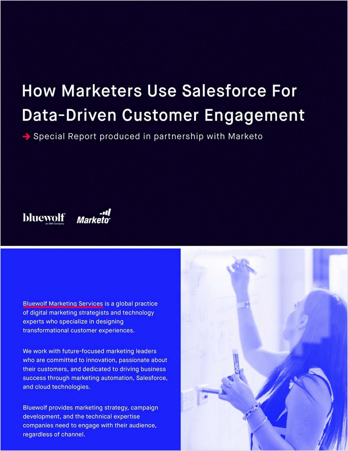 How Marketers Use Salesforce For Data-Driven Customer Engagement
