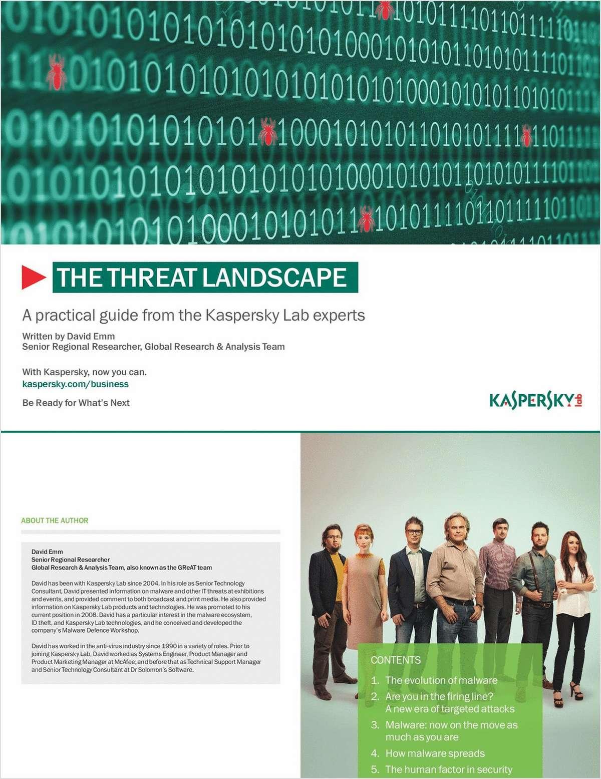 The Threat Landscape