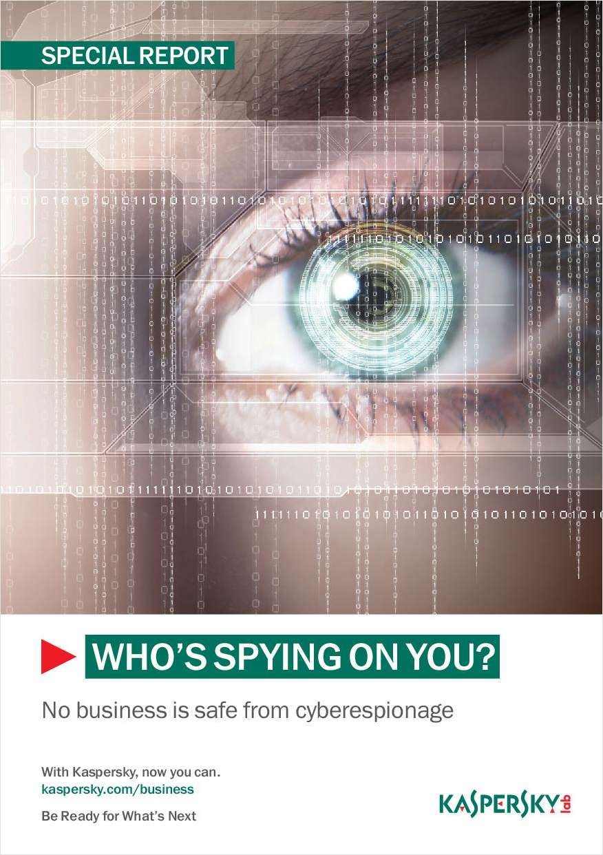 Who's Spying on You?