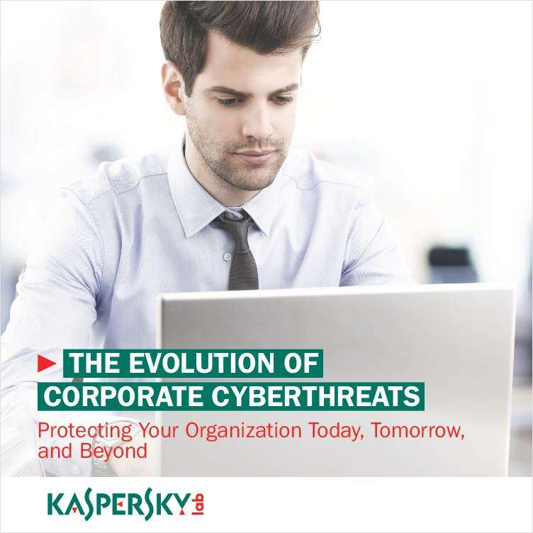 The Evolution of Corporate Cyberthreats