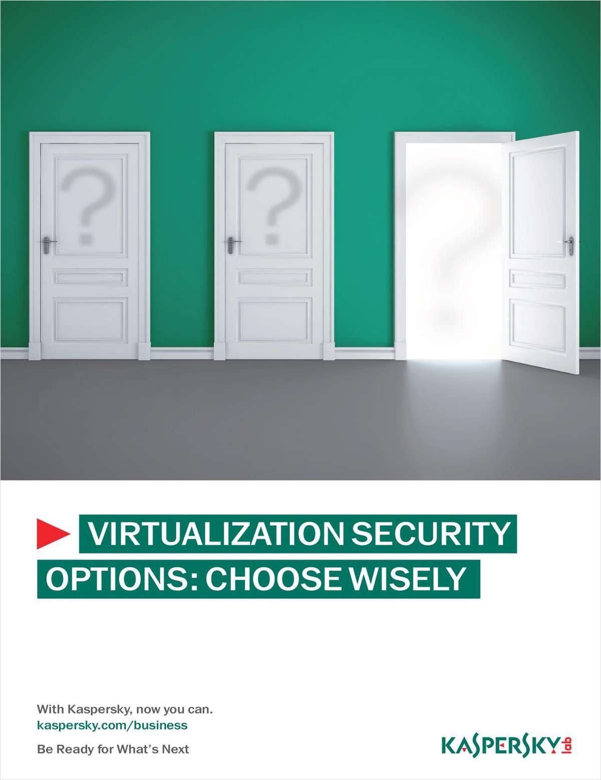 Virtualization Security Options: Choose Wisely