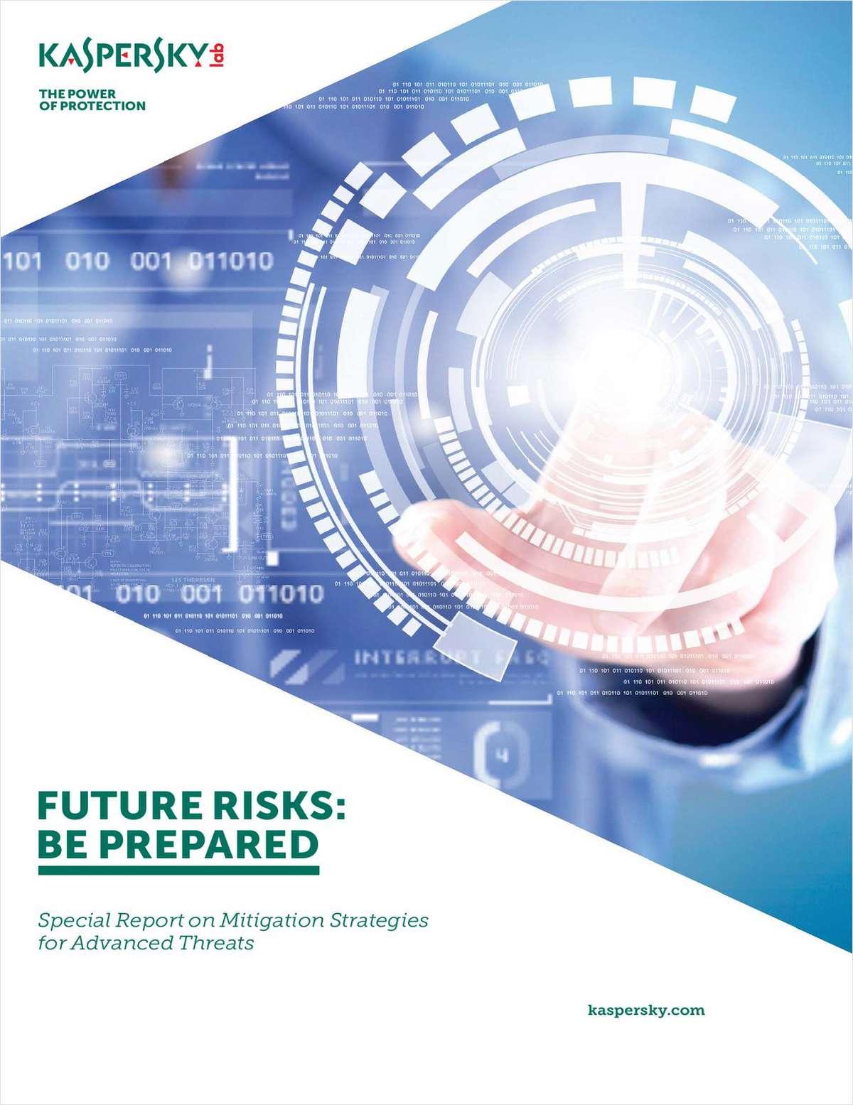 Future Risks: Be Prepared