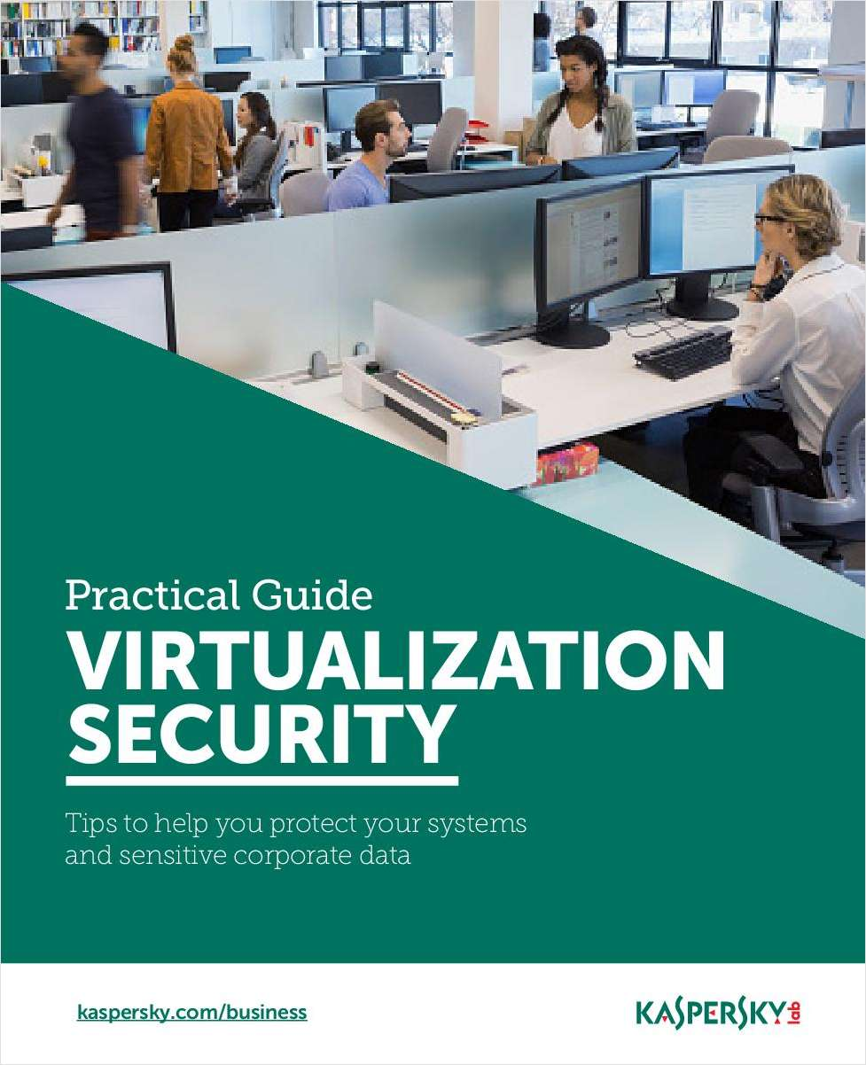 Virtualization Best Practices Guide