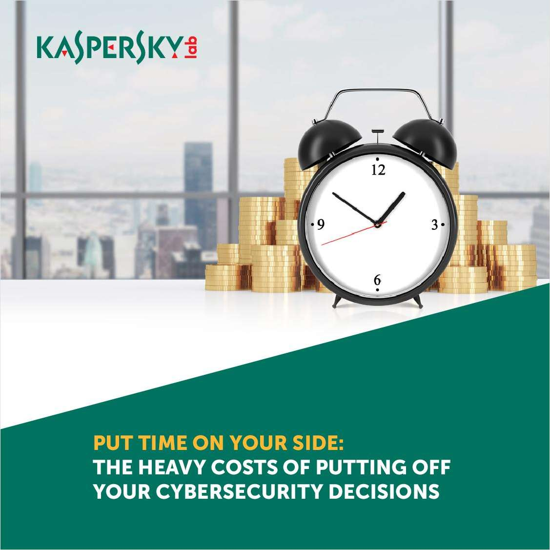 Put Time On Your Side: The Heavy Cost Of Putting Off Your Cybersecurity Decisions