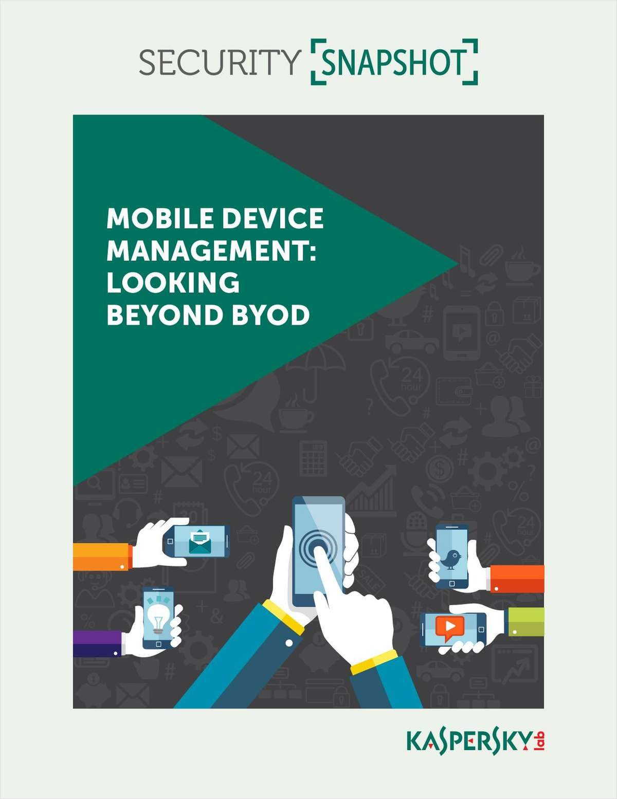 Mobile Device Management: Looking Beyond BYOD