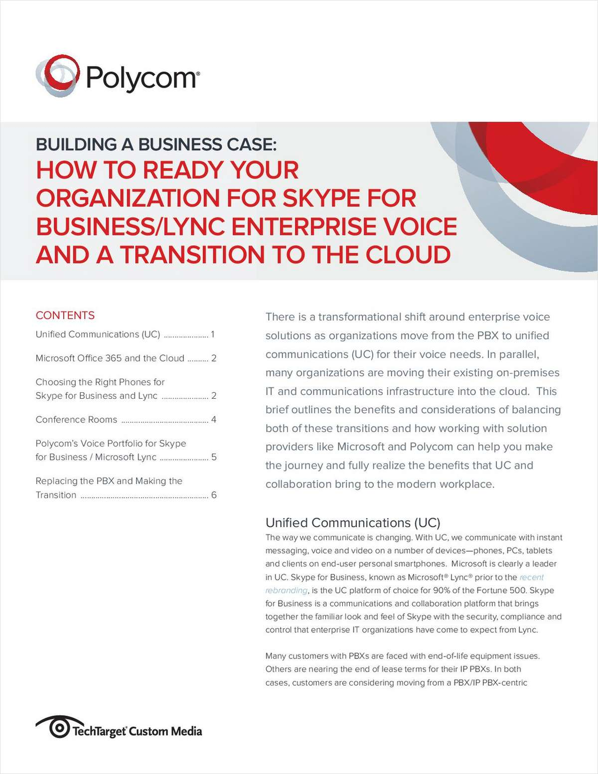 How to Ready Your Organization for Skype for Business