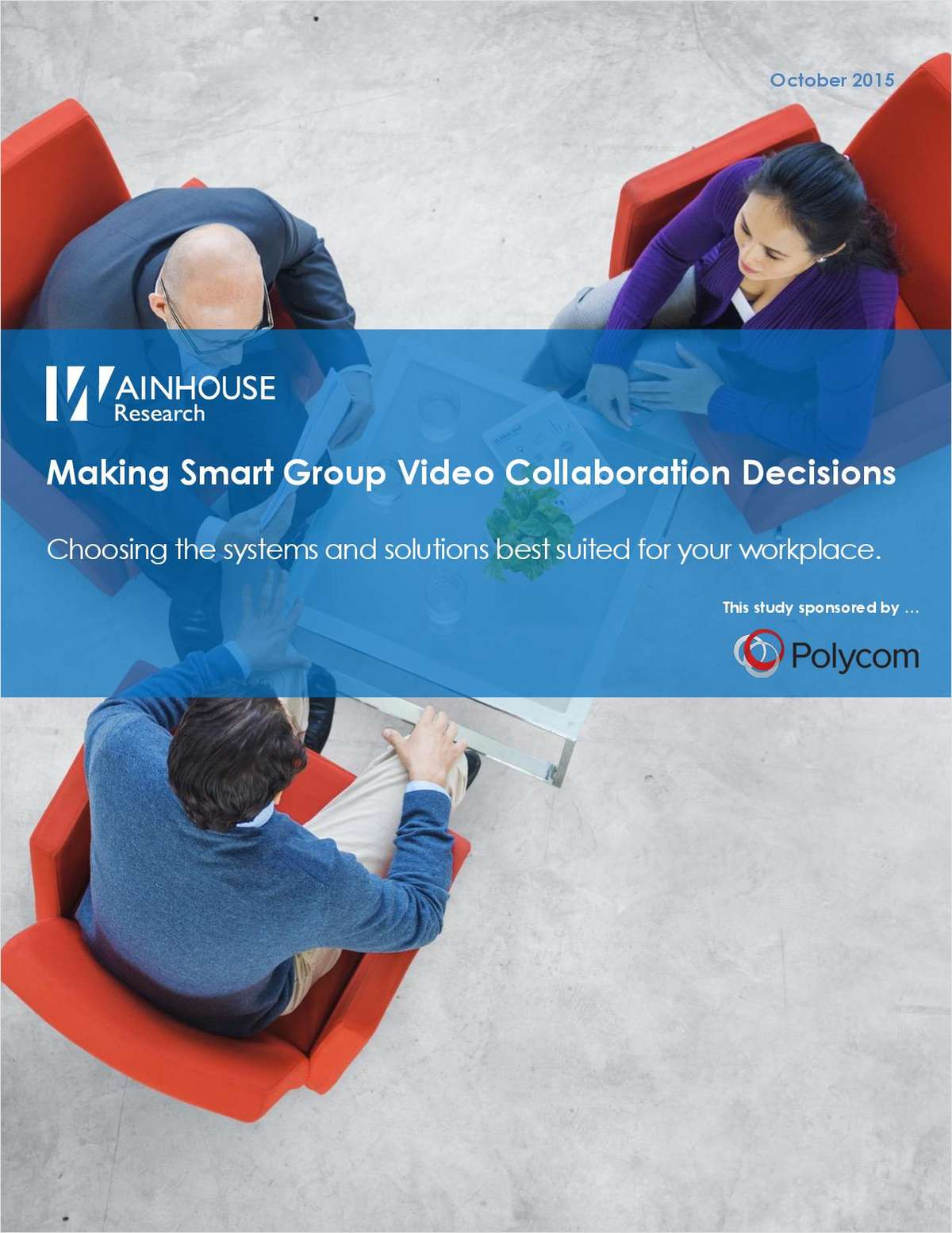 Wainhouse Buyers Guide for Group Video Conferencing