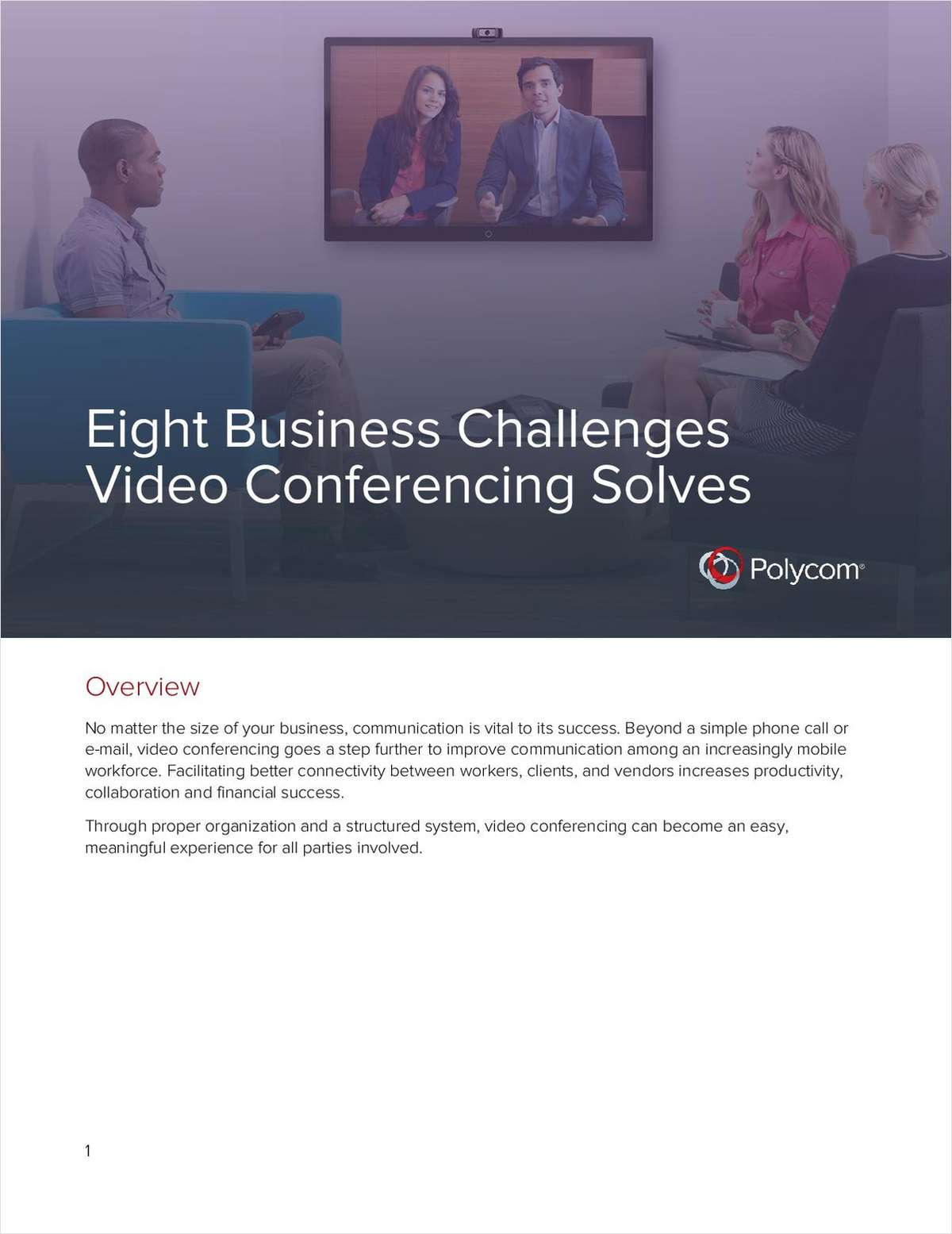 8 Business Challenges Video Conferencing Solves