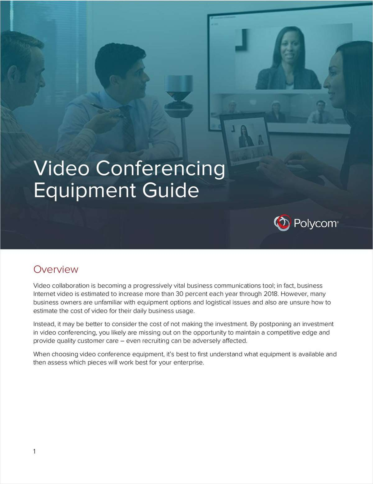 The Ultimate Guide to Video Conferencing Equipment