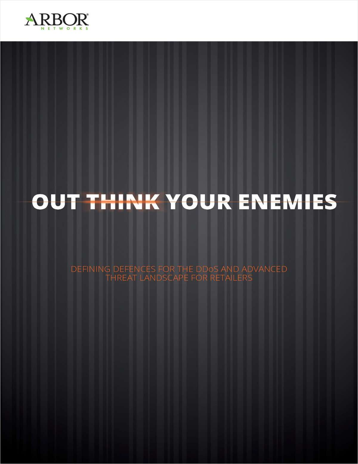 Out Think Your Enemies