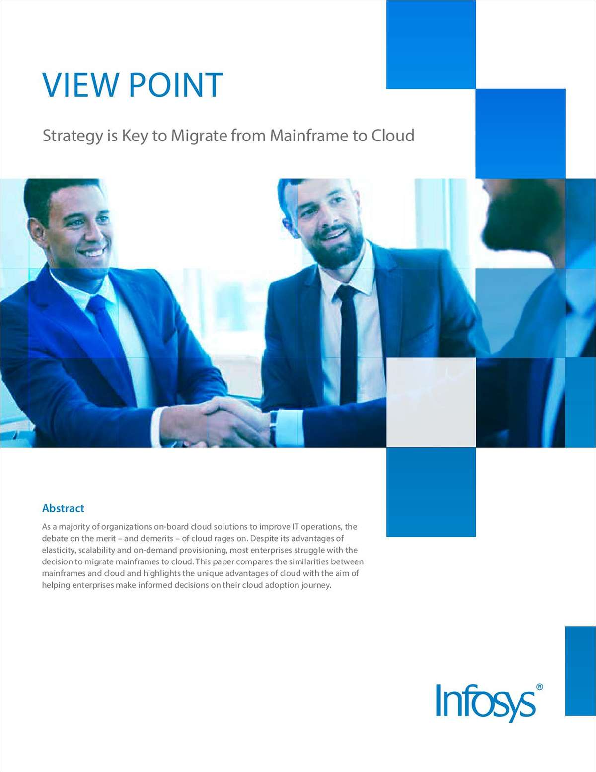 Strategy is Key to Migrate from Mainframe to Cloud