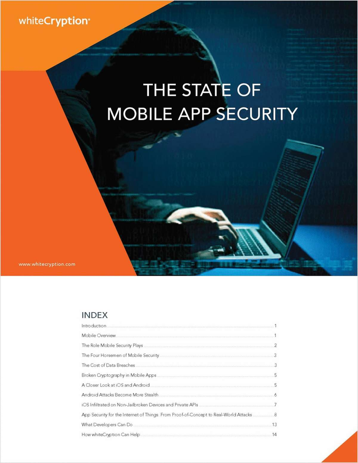The State of Mobile App Security Report