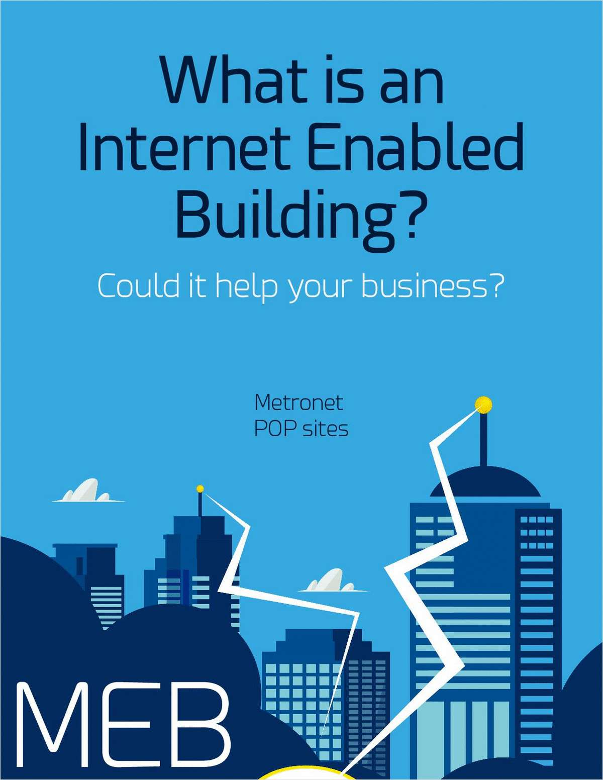 What is an Internet Enabled Building?