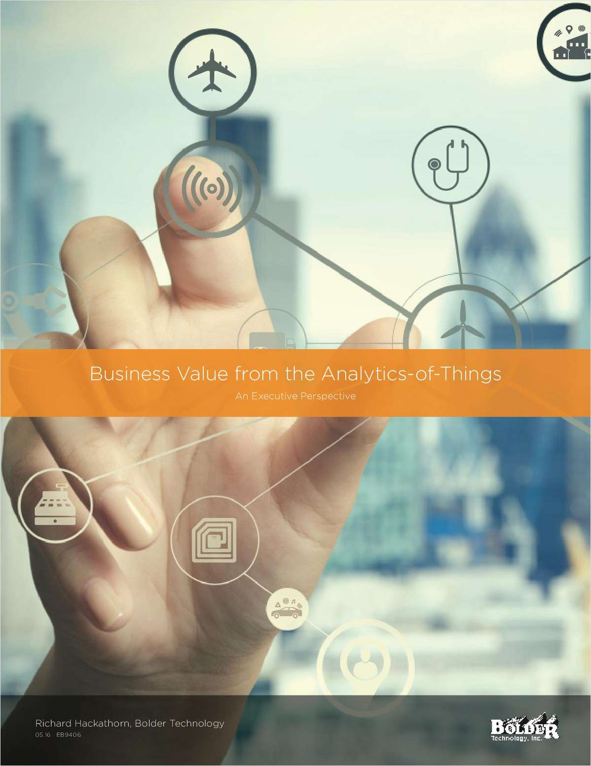 Business Value of the Analytics-of-Things