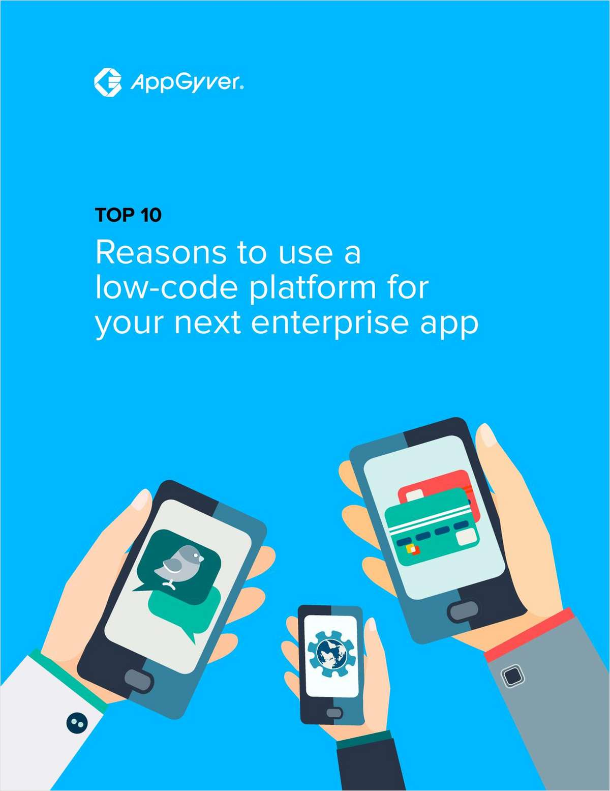 10 Reasons to Use a Low-Code Platform for Your Next Enterprise App