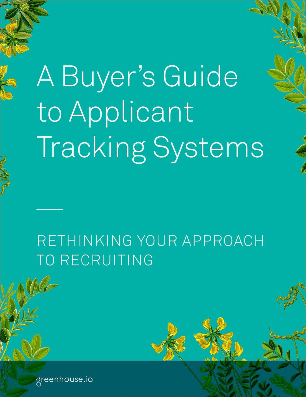 A Buyer's Guide for a Modern Applicant Tracking System