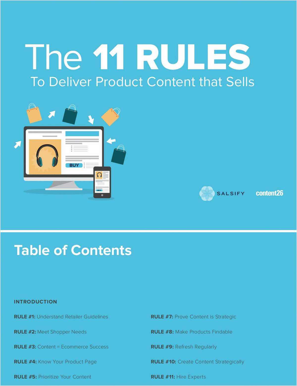 11 Rules for Product Content that Sells