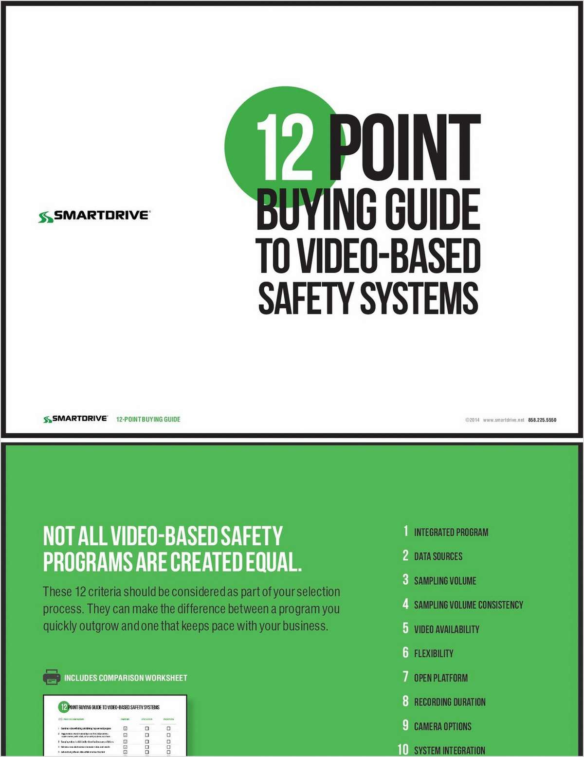 12 Point Buying Guide to Video-Based Safety Systems