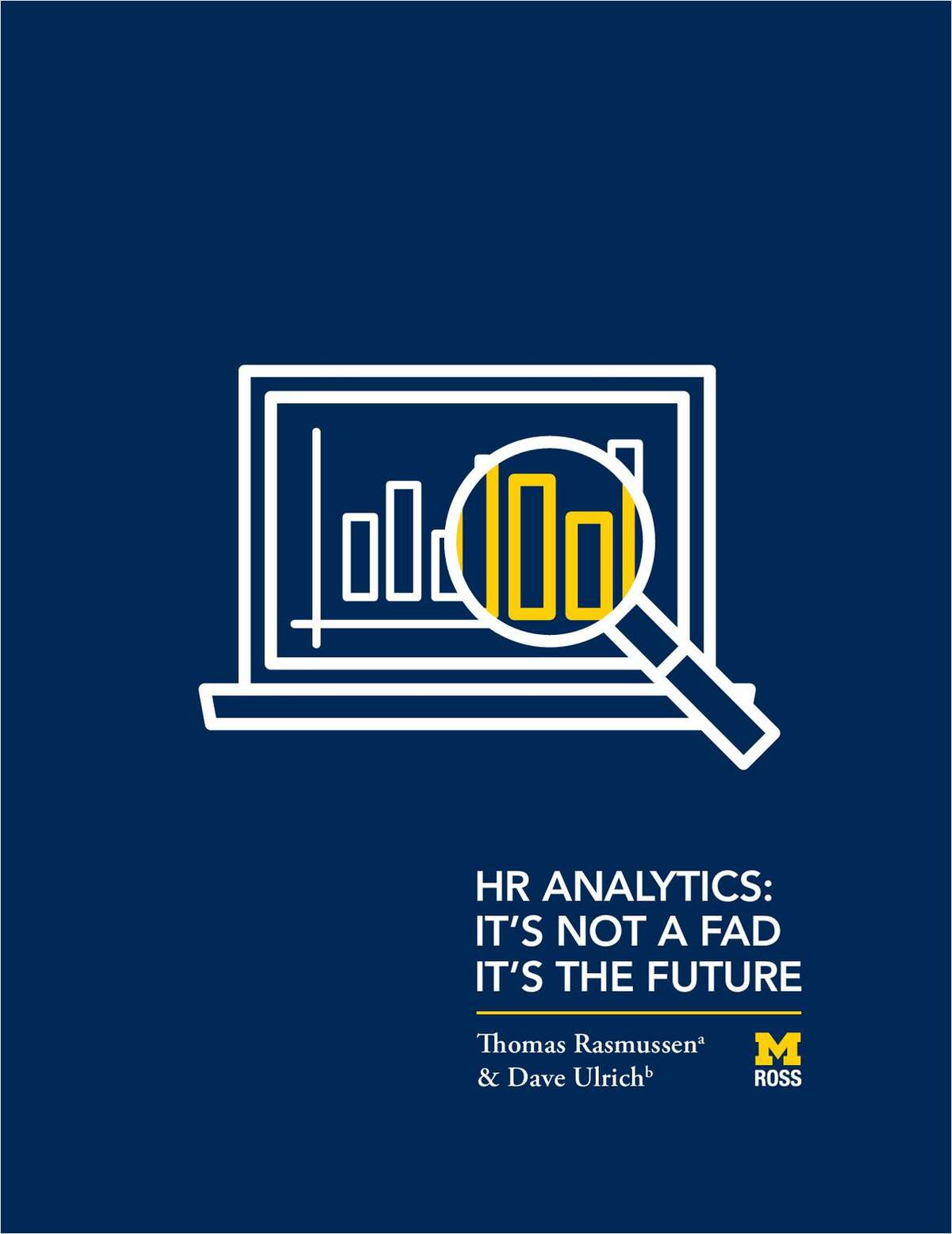 HR Analytics: It's Not A Fad. It's The Future