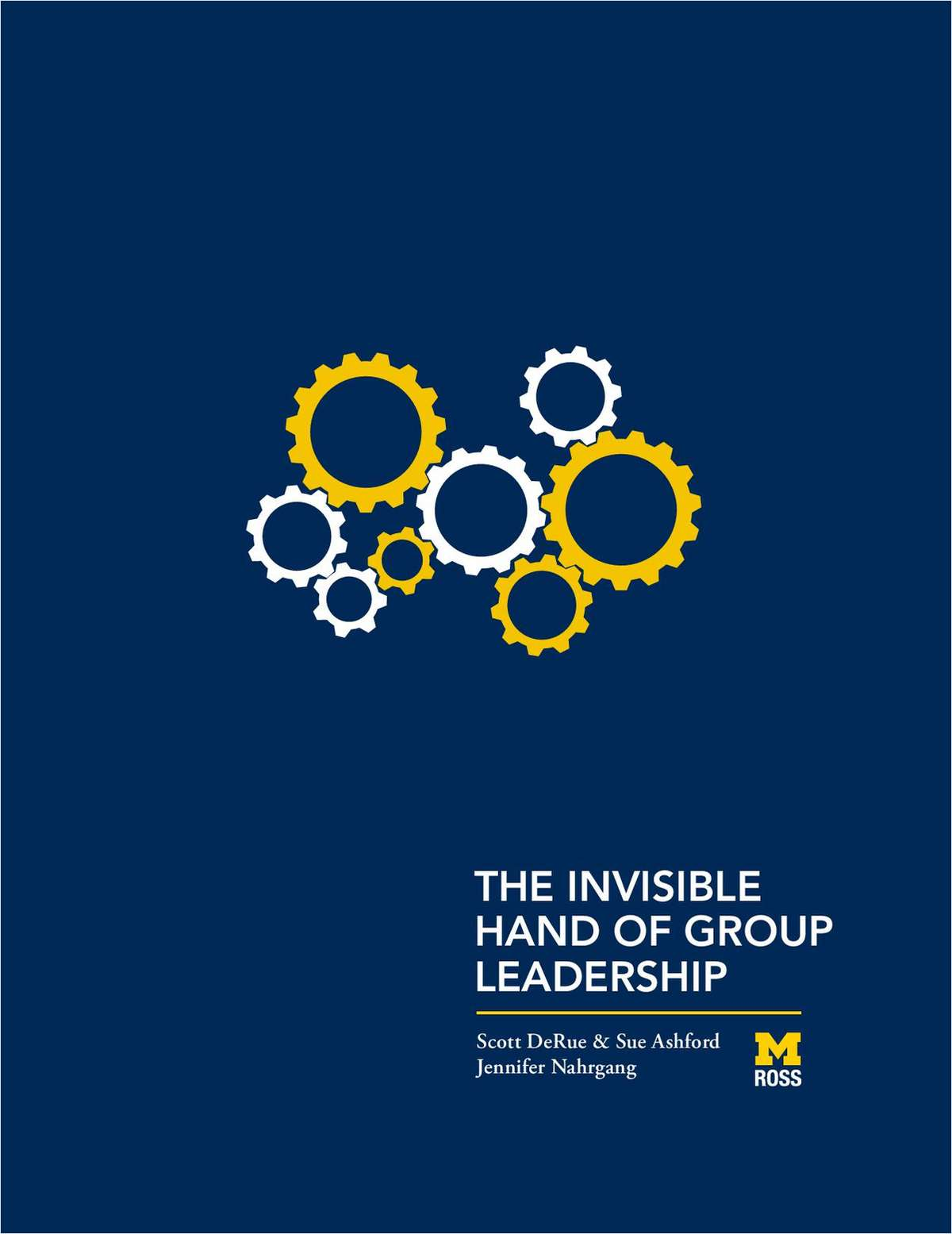 The Invisible Hand of Group Leadership