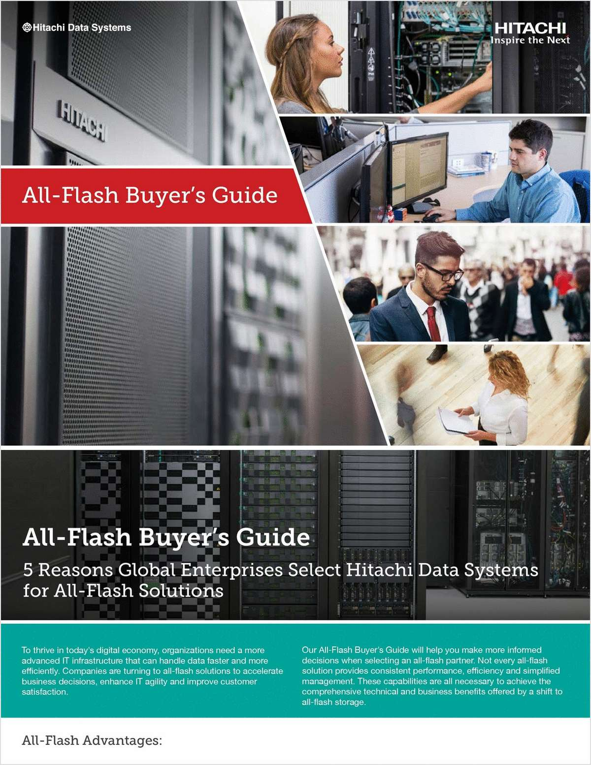 All-Flash Buyer's Guide